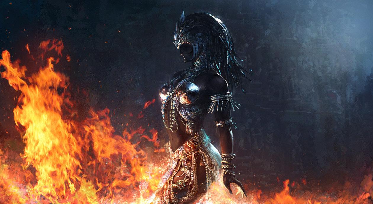 Agni ~ Fire