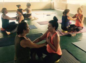 Kiss Meditation - reveals power of sisterhood
