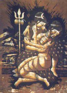 Shakti is the union of ShivaShakti
