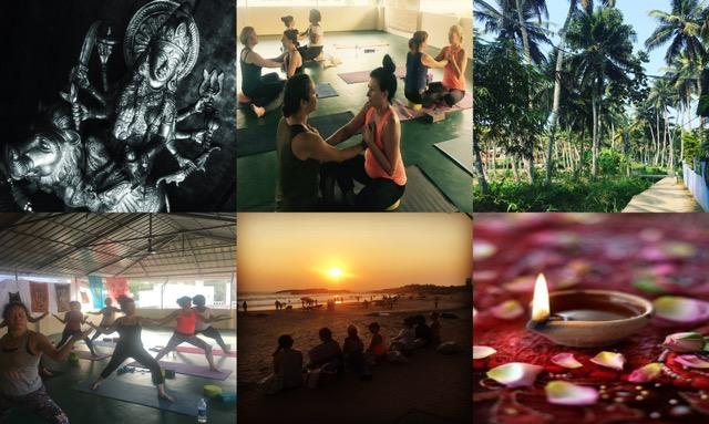 Kerala India Yoga Retreat | Yoga and Tantra Yoga | Michelle Cross |