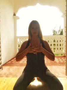 Vajrapradama Mudra to cultivate unshakeable trust