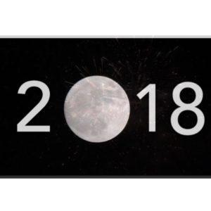 2018 Blessings
