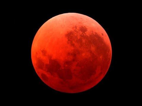 Super Blood Blue Full Moon Eclipse