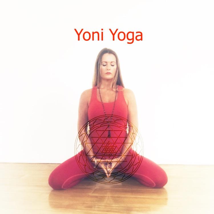 Yoni-Yoga - Michelle Cross